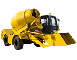 3M3 SELF-LOADING CONCRETE MIXER