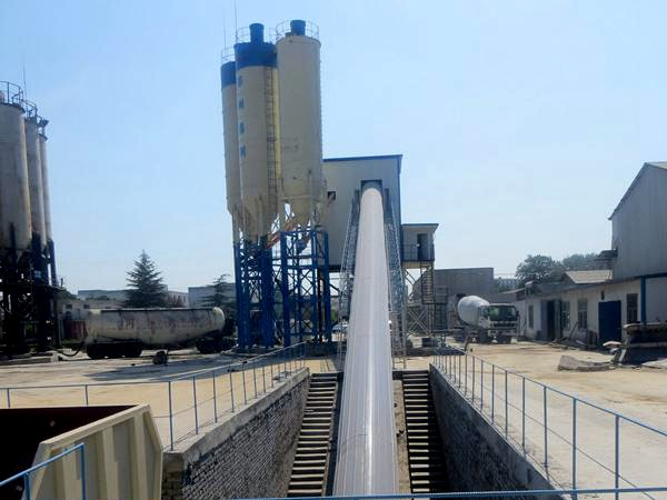 Stationary Concrete Plants