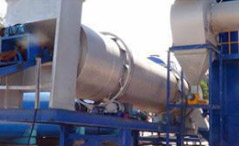 asphalt plant drum mix