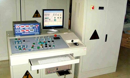 Automated Controls Panle