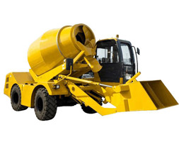 3m3-Self-loading-Concrete-Mixer