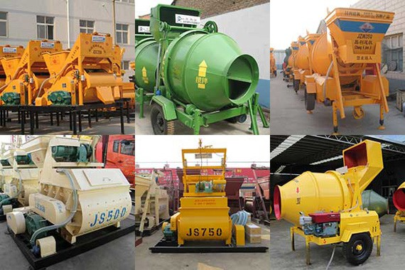 All-kinds-of-concrete-mixer-machines