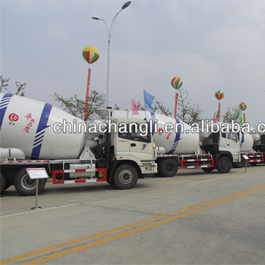 Concrete Truck  Of Our Factory
