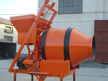 JZM-concrete-drum-mixer