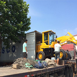 we-exported--several-wheel-loaders-of-ZL16-to-Russia-02.